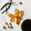 Vanilla Sugar Syrup Spoons