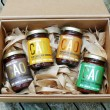 Raw Cacao Hot Chocolate Hamper (4 Mini Jars)