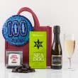 Happy 100th Birthday Gift Bag from Natures Hampers