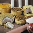 Cricket Collection - Pork Pie Box