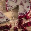 Cranberry Vegan Cashew Nut Cheese