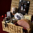Christmas in a Basket