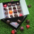 Traditional chocolates