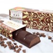 3 Raw Chocolate Bars with Chocolate Cream Centre