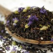 Afternoon Earl Grey Blue Flower Black Tea - Premium Loose Leaf Tea (100g)
