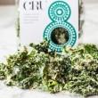 Dairy-Free Parmesano Kale Crisps