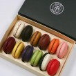 T+B Box of 12 Macarons