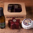 Prosecco & Cheese Gift Set - Star