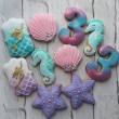 Mermaid Cookie Set