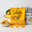 Mango, Banana & Passion Fruit Smoothie Bites Fruit Crisps (15 Packs)