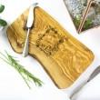 Personalised 'Botanical' Engraved Wedding Gift