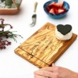 Personalised 'Tied The Knot' Cheese Board Gift