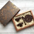 24carat Gold Tea Set - Dairy Free Chocolate