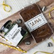 Whisky Chocolate and Humbug Sweets Gift Set