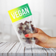 Vegan Cola Bottles Gummy Pouches