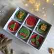 Personalised Christmas Chocolate Covered Oreos