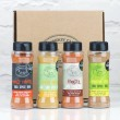 Great Taste Award Winning BBQ Rub Shaker Bundle Set