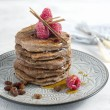 Cinnamon & Sultana Perfectly Puffed Pancakes