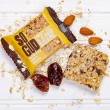 Fruity Oat and Almond Squares