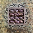 Chocolate Date Dark Chocolate Gift Box