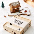 Gingerbread House Crafting Kit & Advent Calendar with Presentation Box