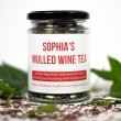 Personalised Mulled Wine Flavoured Tea Gift