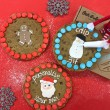 Personalise Your Own Giant Snowman Cookie