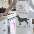 The Loveable Labrador Apron