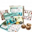 Kids Cranberry Mince Pies Baking Kit