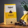 Vanilla Raw Chocolate Fudge