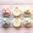 Chicken and Egg Cakelets
