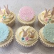 Easter Bunny Cupcakes by Post Gift