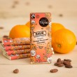 Organic Fairtrade Orange Chocolate Bar 60g