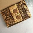 Vegan Mixed Blondie Box (Box of 6)