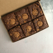 Cookie Vegan Brownies (Box of 6)