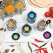 "Spice Pots ""All 4 Blends"""
