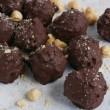 Vegan Chocolate Hazelnut Truffles