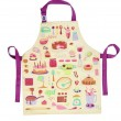 Fun Childs Lets Bake Apron for Baking or Art & Craft