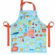Fun Childs Lets Cook Apron for Baking or Art & Craft