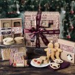 Christmas Vegan Gift Box of Treats