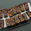 Mango & Ginger Brownie- Vegan & Gluten Free (14 Slices)