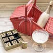 Chocolate Prosecco Thank You Set