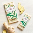 Handmade Botanicals Ginger Dark Chocolate Bars (3 pack)