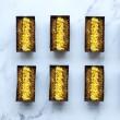 Luxury Carrot, Orange & Pistachio Cakes, 6 Mini Loafs- Gluten Free & Vegan
