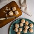 Vegan coconut + cashew raw truffles