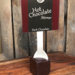 Dark Chocolate Stirrer