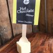 White Chocolate Stirrer