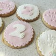 Hand Decorated Birthday Biscuits