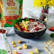 Organic Freezedried Mango Bites (20g) Box of 14 packs