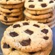 6 Jumbo Chocolate Chip Cookies (Vegan)